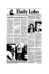 New Mexico Daily Lobo, Volume 090, No 70, 12/5/1985