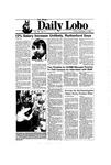 New Mexico Daily Lobo, Volume 090, No 71, 12/6/1985