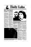 New Mexico Daily Lobo, Volume 090, No 72, 12/9/1985
