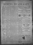 Deming Headlight, 02-01-1890 by J.E. Curren