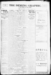 Deming Graphic, 02-09-1912 by N. S. Rose