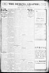 Deming Graphic, 02-23-1912 by N. S. Rose