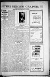 Deming Graphic, 07-19-1912 by N. S. Rose