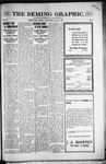 Deming Graphic, 07-26-1912 by N. S. Rose