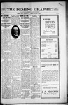 Deming Graphic, 08-02-1912 by N. S. Rose