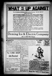 Deming Graphic, 10-26-1917 by N. S. Rose