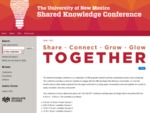 Shared Knowledge Conference Image