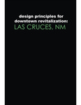Design Principles for Downtown Revitalization: Las Cruces, New Mexico by Design Planning Assistance Center