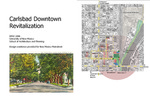 Carlsbad Downtown Revitalization by Anne Godfrey and Jose Zelaya