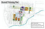 Roswell Visioning Plan by Anne Godfrey and Jose Zelaya