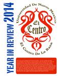 Year in Review 2014 by El Centro de la Raza