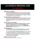 04-10-2017 La Charla Semanal con El Centro by El Centro de la Raza