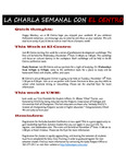 10-30-2017 La Charla Semanal con El Centro