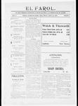 El farol (Capitan, Condado de Lincoln, Nuevo México), 01-23-1906