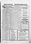 Estancia News-Herald, 04-01-1920 by J. A. Constant