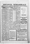 Estancia News-Herald, 04-08-1920 by J. A. Constant