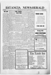 Estancia News-Herald, 05-20-1920 by J. A. Constant