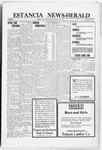 Estancia News-Herald, 06-03-1920 by J. A. Constant