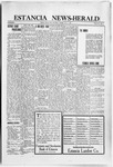 Estancia News-Herald, 06-10-1920 by J. A. Constant