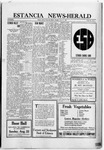 Estancia News-Herald, 08-19-1920 by J. A. Constant