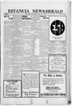 Estancia News-Herald, 08-26-1920 by J. A. Constant