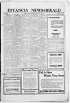 Estancia News-Herald, 10-14-1920 by J. A. Constant