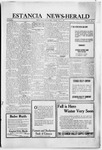 Estancia News-Herald, 10-21-1920 by J. A. Constant