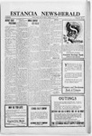 Estancia News-Herald, 11-25-1920 by J. A. Constant