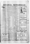 Estancia News-Herald, 01-06-1921 by J. A. Constant