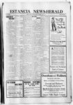 Estancia News-Herald, 01-13-1921 by J. A. Constant