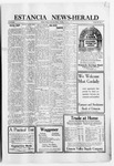 Estancia News-Herald, 02-03-1921 by J. A. Constant