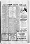 Estancia News-Herald, 03-10-1921 by J. A. Constant