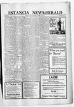 Estancia News-Herald, 03-31-1921 by J. A. Constant