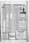 Estancia News-Herald, 04-07-1921 by J. A. Constant
