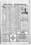 Estancia News-Herald, 04-14-1921 by J. A. Constant