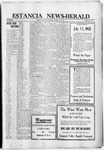 Estancia News-Herald, 04-28-1921 by J. A. Constant