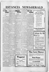 Estancia News-Herald, 05-19-1921 by J. A. Constant