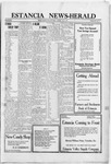 Estancia News-Herald, 05-26-1921 by J. A. Constant
