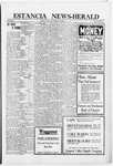 Estancia News-Herald, 07-07-1921 by J. A. Constant