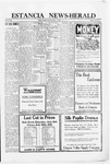 Estancia News-Herald, 07-14-1921 by J. A. Constant