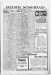 Estancia News-Herald, 07-21-1921 by J. A. Constant