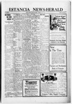 Estancia News-Herald, 07-28-1921 by J. A. Constant