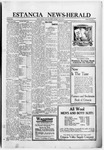 Estancia News-Herald, 08-04-1921 by J. A. Constant