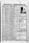 Estancia News-Herald, 10-06-1921 by J. A. Constant