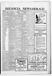 Estancia News-Herald, 10-27-1921 by J. A. Constant