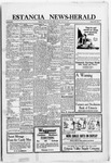 Estancia News-Herald, 11-10-1921 by J. A. Constant