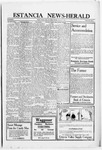 Estancia News-Herald, 11-17-1921 by J. A. Constant