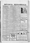 Estancia News-Herald, 11-24-1921 by J. A. Constant
