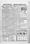Estancia News-Herald, 12-08-1921 by J. A. Constant