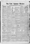 Fort Sumner Review, 01-21-1911 by Review Pub. Co.